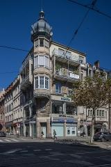 Immeuble - Español: Immeuble au 1 Place Broglie, Strasbourg