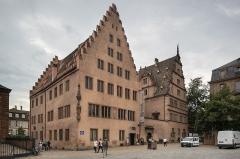 Ancienne Maison de l'Oeuvre-Notre-Dame - English: Building of Musée de l'Œuvre Notre-Dame de Strasbourg