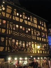 Maison -  Maison, 2 rue Mercière, 54 rue du Vieux-Marché-aux-Poissons, Strasbourg