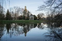 Parc de l'Orangerie - Español: Templete en Parc de l'Orangerie
