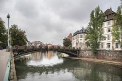 Pont Saint-Thomas - Español: Puente de San Tomás. Estrasburgo