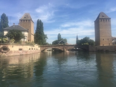 Ponts couverts - This building is classé au titre des Monuments Historiques. It is indexed in the Base Mérimée, a database of architectural heritage maintained by the French Ministry of Culture,under the reference PA00085192 .