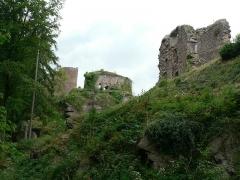 Château de Dreistein - Français:   Château de Dreistein château