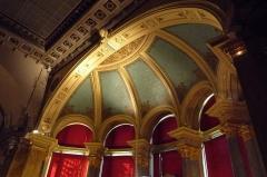 Ancien Palais impérial allemand ou Kaiserpalatz, dit Palais du Rhin : écuries -  Strasbourg, Palais du Rhin, la salle des fêtes