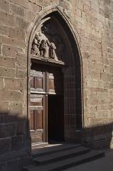 Eglise catholique de l'Assomption de la Bienheureuse Vierge Marie - Église de l'Assomption-de-la-Bienheureuse-Vierge-Marie, classée 1985