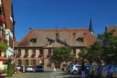 Hôtel de ville - Français:   Hôtel de ville de Bergheim, 3 place du Docteur Pierre-Walter (Inscrit, 1929)