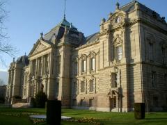Cour d'Appel -  Cour d'appel de Colmar