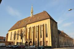 Couvent Sainte-Catherine -  Ancienne Eglise des Catherinettes