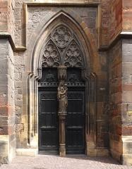 Couvent des Dominicains - Deutsch: Église des Dominicains, Portal, Colmar, Frankreich