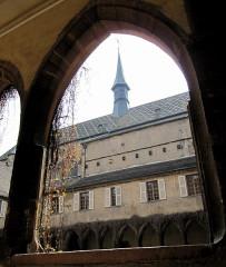 Couvent des Dominicains -  Colmar, Alsace