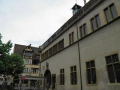 Ancienne douane, dit aussi Koïfhus - Rue des Tanneurs et Koïfhus à Colmar (Haut-Rhin, France).