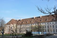 Ancien hôpital -  Ancien Hôpital de Colmar, France