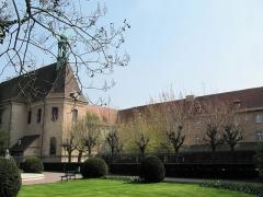 Lycée Bartholdi -  Chapelle du lycée Bartholdi à Colmar.