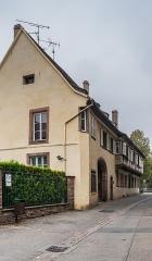 Maison Fleischhauer - English: Maison Fleischhauer at 3 rue Nicolas-de-Corberon in Colmar, Haut-Rhin, France