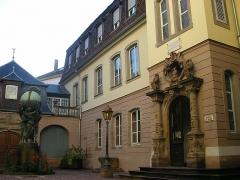 Musée Bartholdi - Français:   Musée Bartholdi au 30 rue des Marchands à Colmar (Haut-Rhin, France).