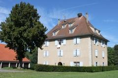 Ancien manoir de Flaxlanden - Français:   Ancien manoir de Flaxlanden, situé à Durmenach.