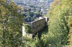 Ruines du château - Français:   Ruines du château de Ferrette (14)