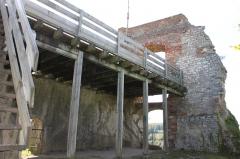 Ruines du château - Français:   Ruines du château de Ferrette