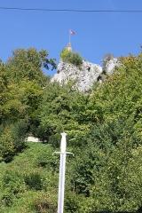 Ruines du château - Français:   Ruines du château