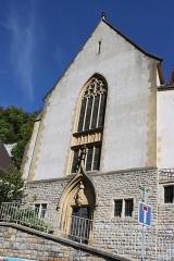 Eglise catholique Saint-Bernard-de-Menthon - Français:   Église catholique Saint-Bernard-de-Menthon de Ferrette