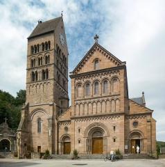 Eglise catholique Saint-Pantaléon - Église Saint-Pantaléon, Gueberschwihr