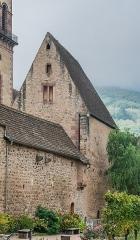 Chapelle Saint-Michel et son ossuaire (chapelle inférieure) - English:   Saint Michael chapel in Kaysersberg, Haut-Rhin, France