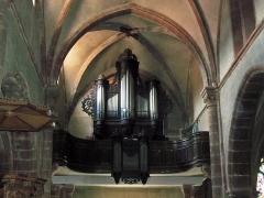 Eglise catholique de l'Invention de la Sainte-Croix - Français:   Église de l\'Invention-de-la-Sainte-Croix - clocher - église orgue