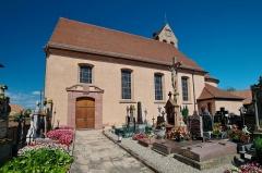 Eglise catholique Saints-Pierre-et-Paul - Français:   Eglise Saints Pierre et Paul, PA00085520