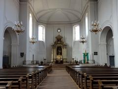 Eglise catholique Saint-Louis - Français:   Alsace, Haut-Rhin, Église Saint-Louis de Neuf-Brisach (PA00085557, IA68005199).