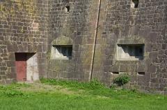 Remparts - Remparts de Neuf-Brisach,  (Inscrit Classé Classé, 1932 1962 1963)