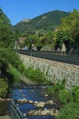 Enceintes fortifiées urbaines - Enceintes de Ribeauvillé (Inscrit, 1993-1994)