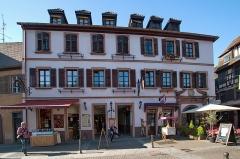 Maison - Français:   Maison, 7 Grande-Rue (Inscrit, 1932)