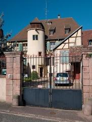 Maison - Français:   Maison, 21 rue Klobb (Inscrit, 1932)