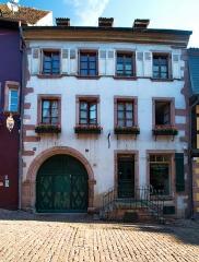 Maison - Français:   Maison, 44 rue du Général-de-Gaulle (Classé Inscrit, 1989 1989)
