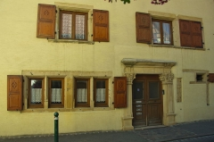 Maison - Français:   Maison, 4 rue de la Prévôté (Inscrit, 1929)