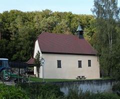 Chapelle Saint-Martin dite Hippoltskirch - Français:   La chapelle Saint-Martin de Hippoltskirch à Sondersdorf