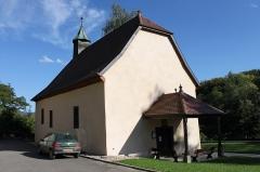 Chapelle Saint-Martin dite Hippoltskirch - Français:   apelle Saint-Martin dite Hippoltskirch de Sondersdorf