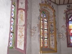 Chapelle Sainte-Marie dite chapelle du Schaefertal ou Val du Pâtre - Français:   Alsace, Haut-Rhin, Soultzmatt, Chapelle Sainte-Marie dite chapelle du Schaefertal ou Val du Pâtre (PA00085687, IA68004408). Peintures monumentales \