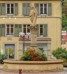 Fontaine Saint-Thiébaut - French photographer