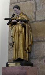 Eglise catholique Sainte-Anne - Alsace, Haut-Rhin, Église Sainte-Anne de Turckheim (PA00085709, IA68003621). Statue de St-Louis de Gonzague (XIXe):     This object is indexed in the base Palissy, database of the French furniture patrimony of the French ministry of culture,under the referenceIM68005647. беларуская (тарашкевіца)| brezhoneg| català| Deutsch| English| español| suomi| français| magyar| italiano| македонски| Plattdüütsch| português| українська| +/−