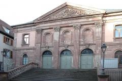 Cour d'Assises - Français:   Cour d\'assises dans la rue Berthe-Molly à Colmar (Haut-Rhin, France).