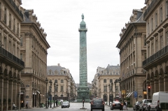 Colonne Vendôme - This building is indexed in the Base Mérimée, a database of architectural heritage maintained by the French Ministry of Culture,under the reference PA00085790 .
