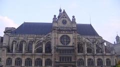 Eglise Saint-Eustache - English: Église Saint-Eustache de Paris