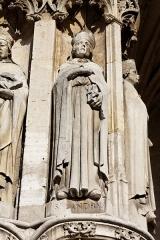 Eglise Saint-Germain-l'Auxerrois -  L\'église Saint-Germain l\'Auxerrois à Paris.