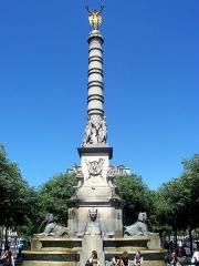 Fontaine du Palmier - Italiano: Parigi - Fontaine du Palmier