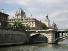 Palais de Justice ou Conciergerie - Palais de la Cité - Palais de Justice - Conciergerie - Ile de la Cité - Paris - France
