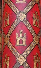Sainte-Chapelle - English: Detail of Sainte-Chapelle located at 1st arrondissement of Paris, France.