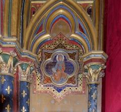 Sainte-Chapelle - Sainte Chapelle (Boulevard du Palais Paris, France)