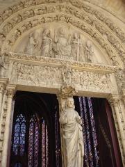 Sainte-Chapelle - Sainte-Chapelle, Paris, Boulevard du Palais