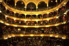 Théâtre du Châtelet - English: view of the audience